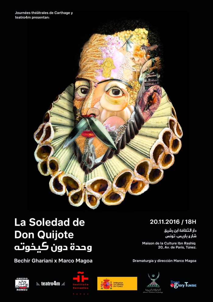 POSTER FINAL LA SOLEDAD DE DON QUIJOTE