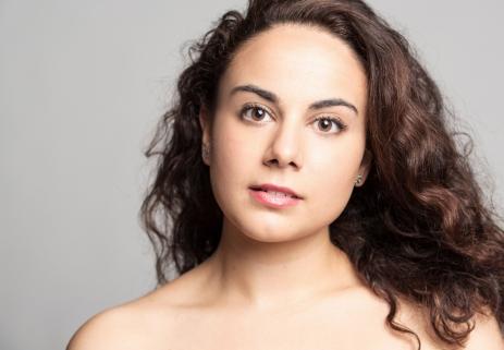 Yasmine Sageghi. Nacho García-Casarrubios